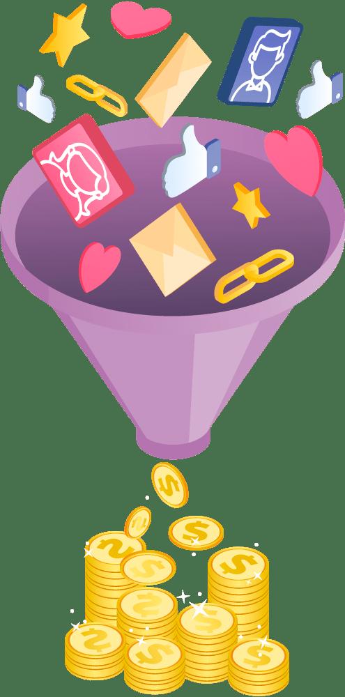 Publicidad en Internet - Embudo de Conversiones