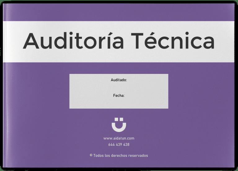 Auditoría Técnica Web - Aidatün