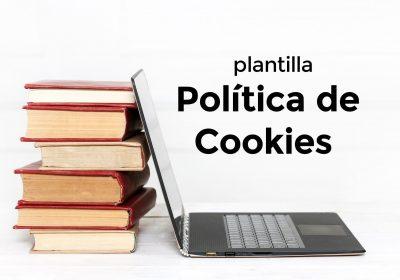 Plantilla de la Política de Cookies